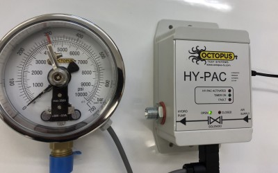 Octopus Test Systems HY-PAC Control Box